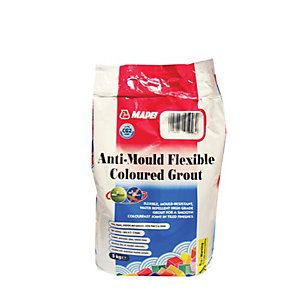 WickedAugust 2015, we like  Mapei Anti-Mould Ultra Color Plus Grout Black 5kg