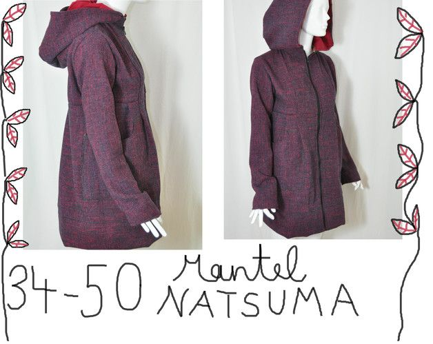 E-Book Mantel NATSUMA 34-50