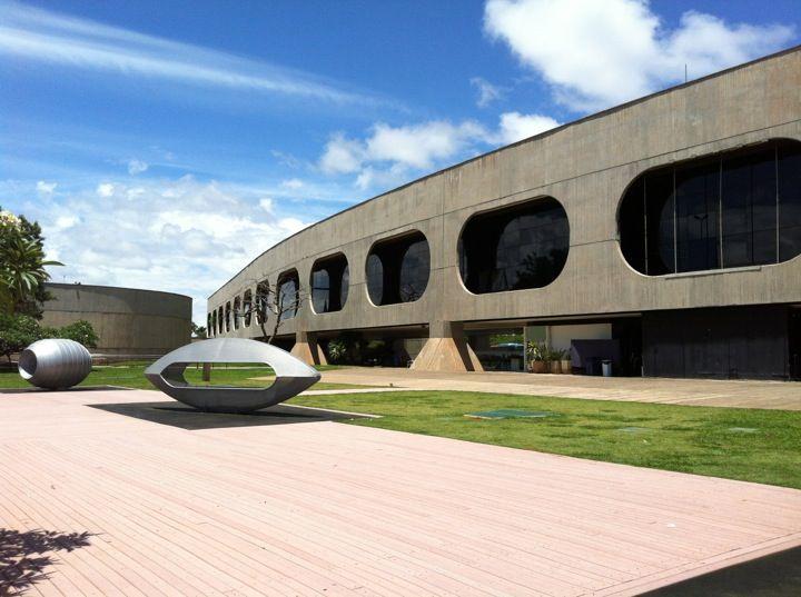 CCBB - Centro Cultural Banco do Brasil em Brasília, DF
