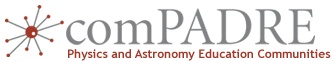 ComPADRE: Resources for Physics and Astronomy Education provides renewed collections of resources and interactive learning environments for teaching physics and astronomy.  Topics include motion, forces, energy, heat, wave energy, electrostatics, circuits, magnetism, particles, asteroids, dark matter, cool stars, big bang theory, robotic exploration of space, and much more.
