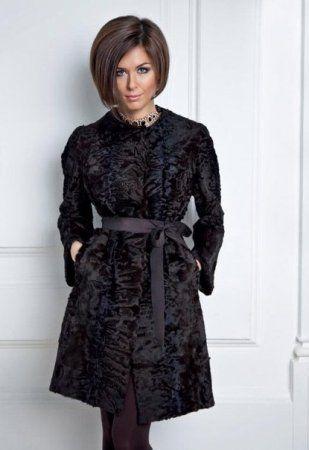 Модные женские шубы 2015