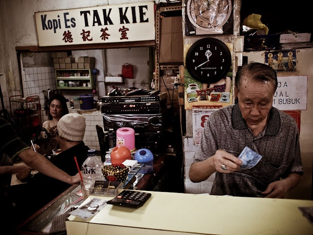 Kopi Es Tak Kie, Since 1927, Petak Sembilan Glodok, Jakarta