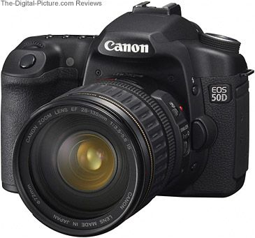 Canon Digital Camera Reviews | Canon EOS 50D Review
