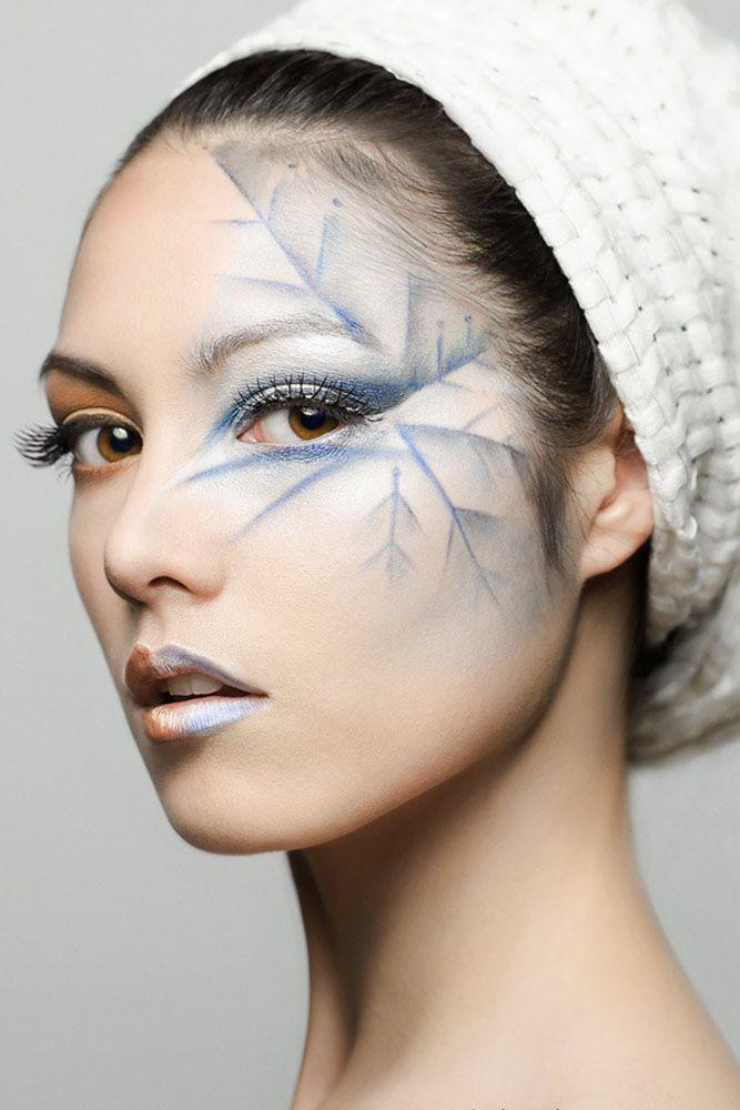 25+ Beautiful Christmas Makeup Ideas On Pinterest