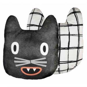 Image of CAT canvas cushion
