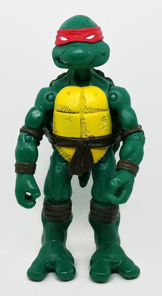 Raphael TMNT Teenage Mutant Ninja Turtles Playmates '14 Toy Turtle Action Figure #PlaymatesToys