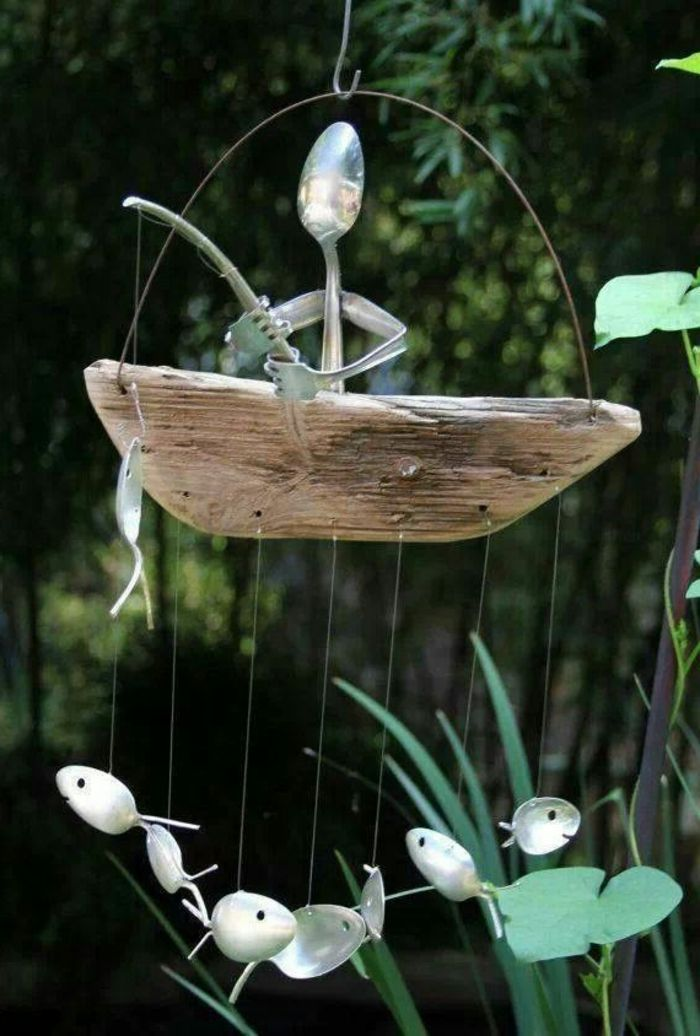 Durch gartenaccessoires den garten lebendiger gestalten for Garten fische