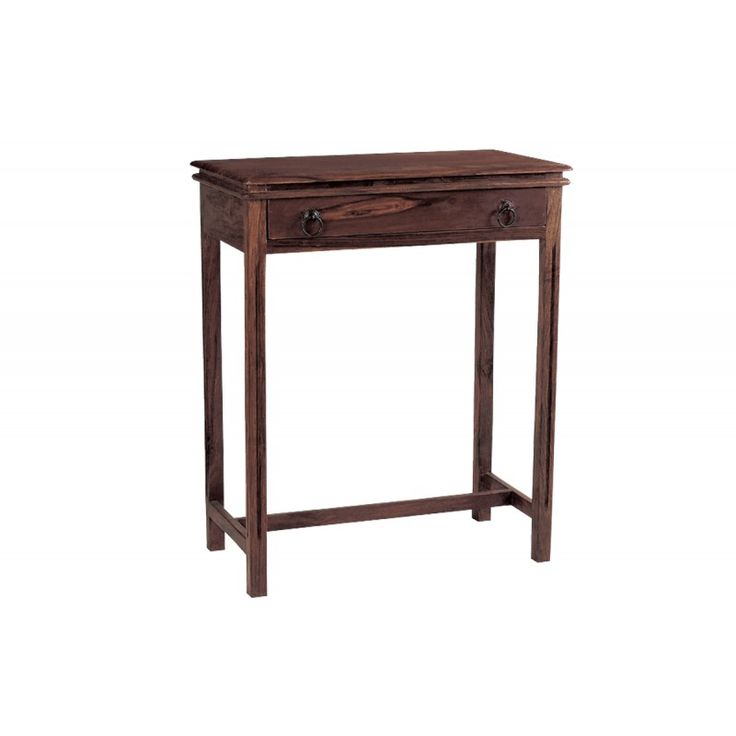 Wooden Console with 1 draw 60x34x80 ΕΙ306,1
