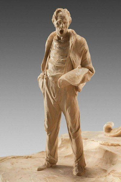 Best images about beautiful wooden sculptures
