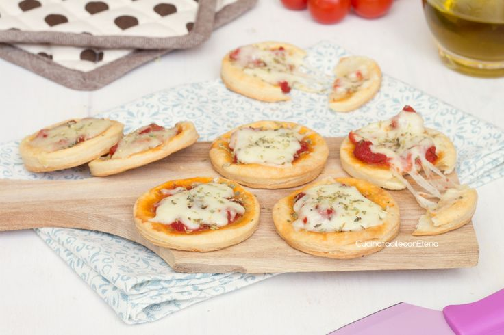 Pizzette+veloci+senza+lievito