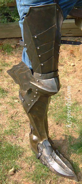 Kropserkel: Dark Rider Nazgul WitchKing costume and armor: