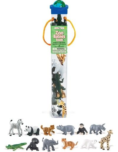 Zoo Babies TOOB®   Party Supply Store   Novelty Toys   Carnival Supplies   USToy.com