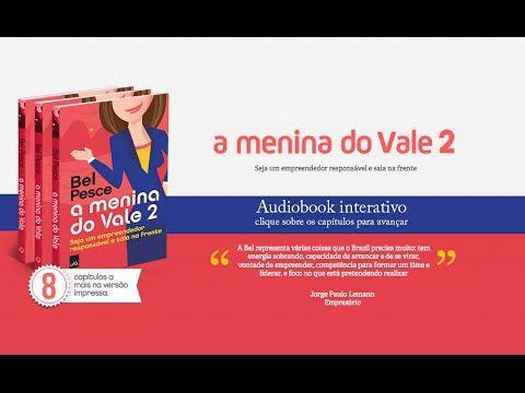 Audiolivro - A Menina do Vale 2
