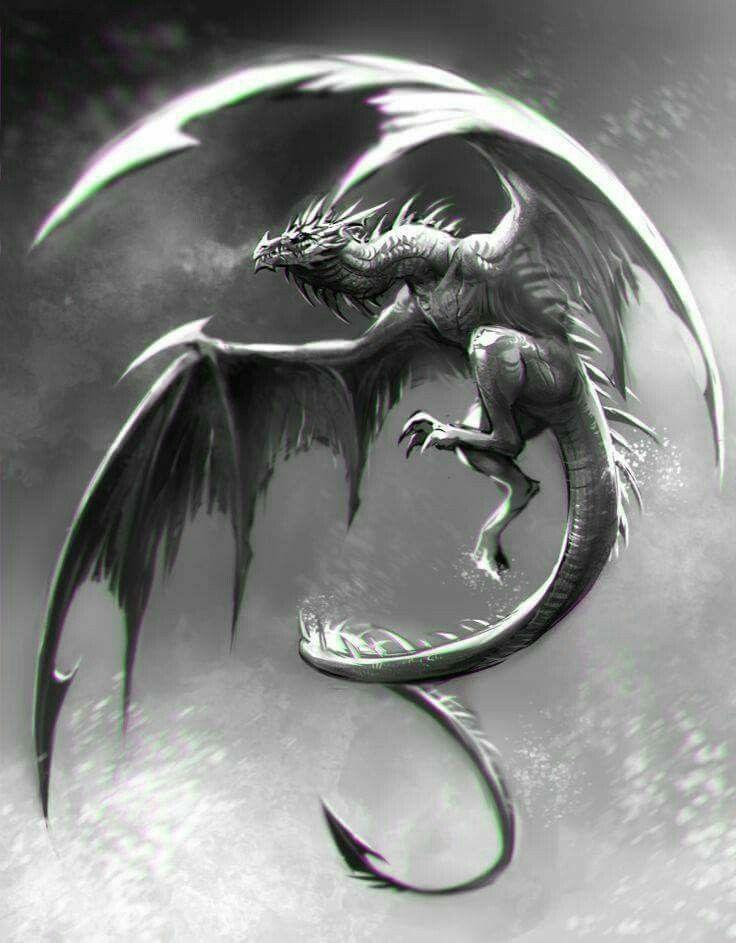картинки стального дракона