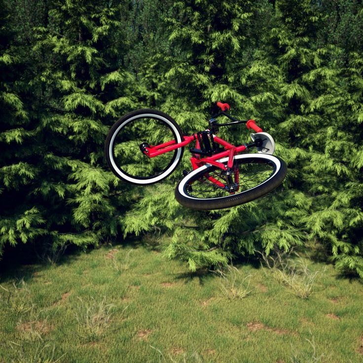 BMX Loop Ride