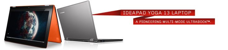 Lenovo Yoga 13 - Buy Lenovo Yoga 13 Online and View the IdeaPad Features | Lenovo | (US)