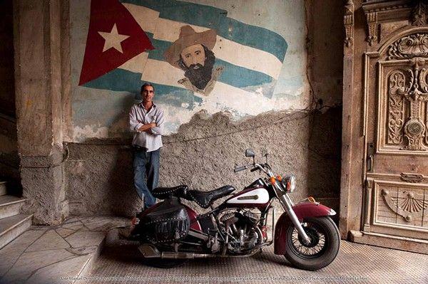 Путешествовать с сыном Че Гевары #Cuba