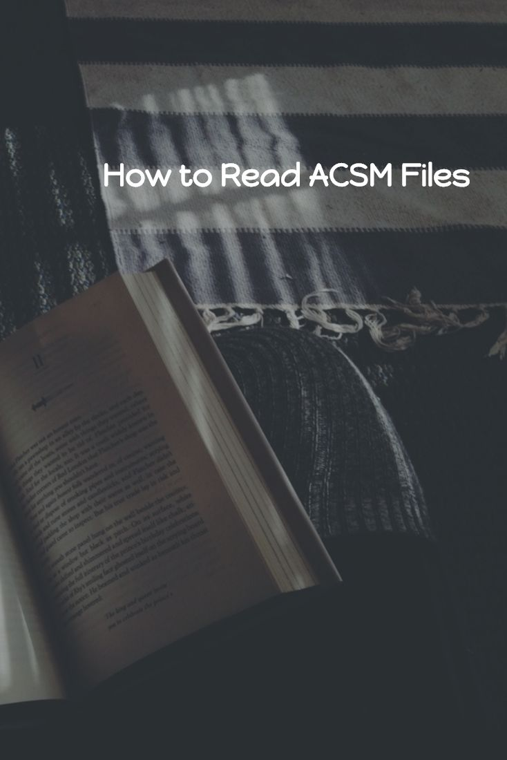 "What is ACSM? It's sort of a ""key"" file for EPUB or PDF eBook, especially for an eBook sold by some online book store or online library. With this ""key"", you can  get the correct EPUB or PDF eBook associated with ""key"". So, don't be worry next time you buy a book from online book store but only get an ACSM file, with it you can download a complete book. To read ACSM file, you only need one tool: Adobe Digital Editions. Below is the instruction."