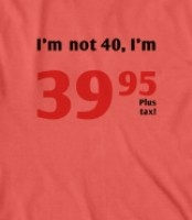 I want one of these that says 29.95 for my 30th! Lol