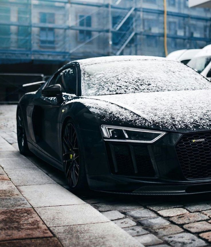 Audi R8 Audisport Black Audi Best Luxury Cars Luxury Cars Audi