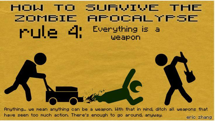 Preparedness 101: Zombie Apocalypse