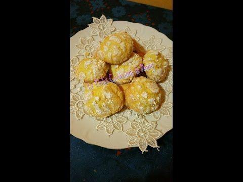 BISCOTTI ALL'ARANCIA Ricetta Facile - Orange Cookies Easy Recipe - YouTube