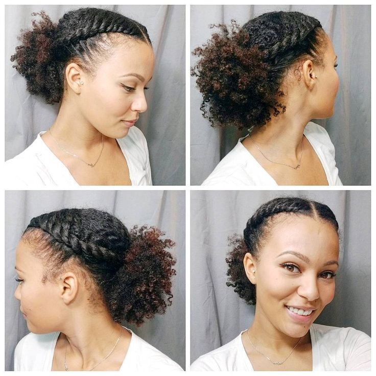 "1,898 Likes, 34 Comments - Annastasia Liu (@_simplystasia) on Instagram: ""Flat twists and a low puff. Something nice and easy for the weekend.  Have a great Saturday…"""