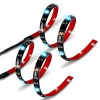 Produkttests und mehr: Test: Albrillo 5050 USB LED Streifen Licht RGB TV ...