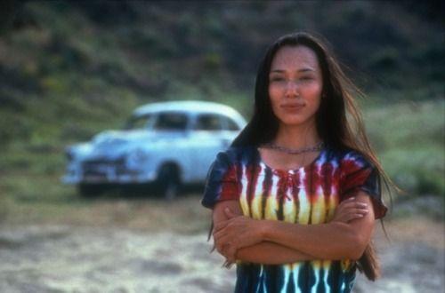 """vintagewoc:  """"Irene Bedard in Smoke Signals (1998)  """""""