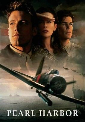 Pearl Harbor is an epic movie about the bombing of Pearl Harbor done with state of the art special effects. Unfortunately, all the special effects could not save the movie from terrible acting, specially by Ben Affleck. The effects are spectacular and storyline is intriguing. However, the acting kind of turned me off. I would still have watched it knowing that just for other aspects.