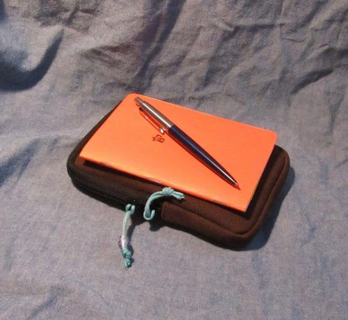 The Parker Jotter is perhaps the most classic refillable rollerball body available. It's been around for more than 60 years and hundreds of thousands pens have been sold. They retail for around $4 for the basic plastic pen to $20 for the full stainless ste