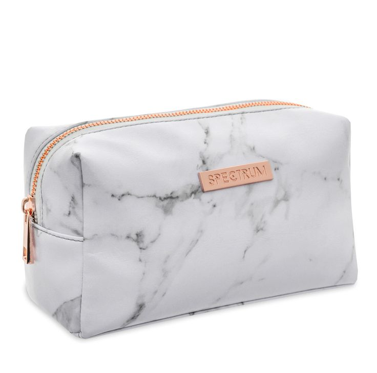 Marbleous White Bag | Spectrum Collections