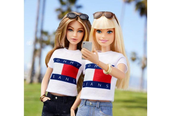 Große Ehre für Gigi Hadid: Das Topmodel gibt es jetzt als Barbie-Puppe. Und sie sieht wirklich genauso wie in echt aus!