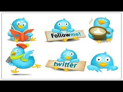 Como Criar uma Conta no Twitter, e Capturar Contatos No Perfil