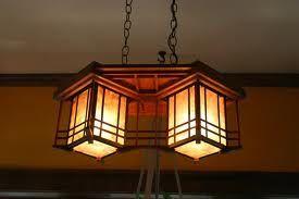 Prairie Style Ceiling Lamp