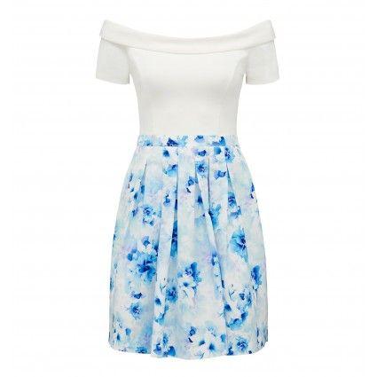 Laurina Bandeau Prom Dress