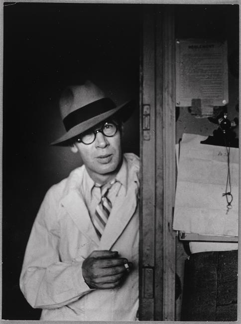 Henry Miller   by Brassaï, c1931