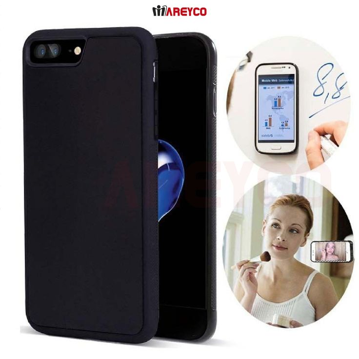 Magic Anti Gravity Nano Suction Selfie Stick Case Cover - iPhone7 - iPhone 7Plus //Price: $7.99 & FREE Shipping //     #hashtag4