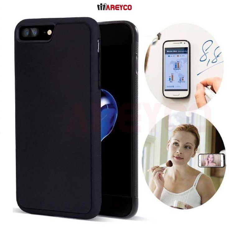 Magic Anti Gravity Nano Suction Selfie Stick Case Cover - iPhone7 - iPhone 7Plus //Price: $7.99 & FREE Shipping //     #hashtag4