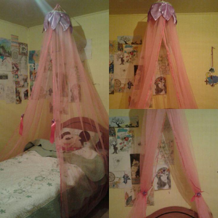 Mosquitero cama 1 plaza