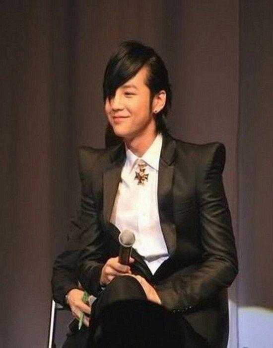 Jang Geun Suk cute hairstyles