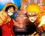 Em One Piece VS Naruto 3.0, quem é o melhor lutador, One Piece ou Naruto? Nesta nova versão você tem a oportunidade de lutar com os dois e decidir quem é o melhor. Divirta-se com One Piece e Naruto!