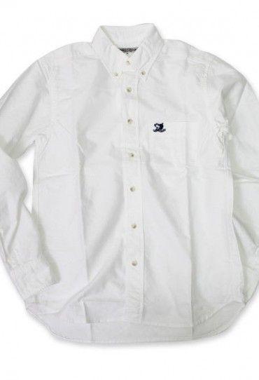 Studio D'Artisan 5435 long sleeve shirts white