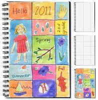 Art Projects for Kids: Art Journaling 132