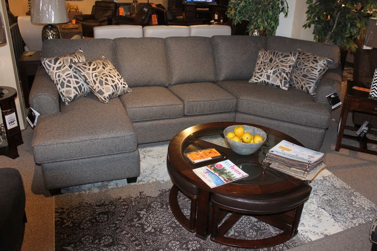 Chaise And Cuddler Sectional The Gr8 Room Pinterest