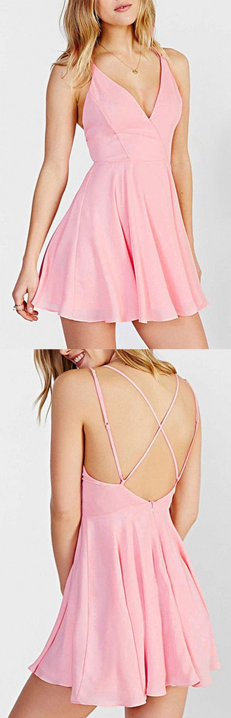 short homecoming dress, pink homecoming dress,homecoming dresses, 2017 homecoming dress