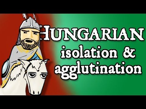 Hungarian explained - such long words, such an isolated language - YouTube