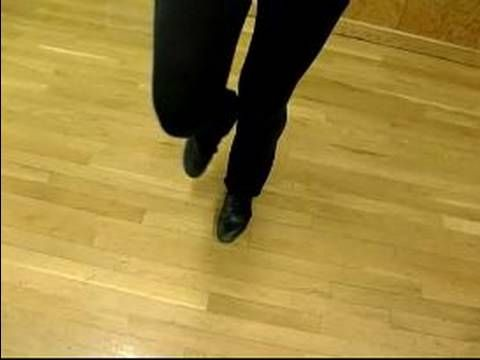 Advanced Tap Dance Lessons : Step Heel Combination Turn in Advanced Tap ...