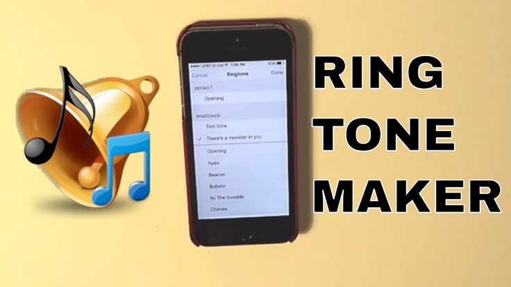 Custom Ringtones For iPhone