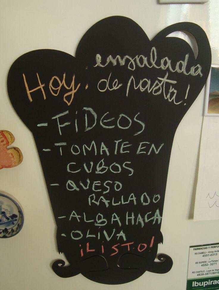 Chef - Tizarrón